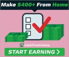 Cash From Home